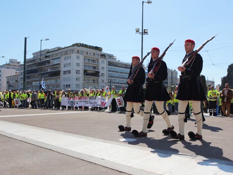 «Οι εργαζόμενοι της Ελληνικός  Χρυσός δεν είναι ενεργούμενα κανενός»