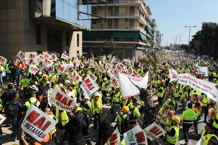 Μήνυμα Μιχάλη Θεοδωρακόπουλου για την διαδήλωση της 16ης Απριλίου 2015 στην Αθήνα