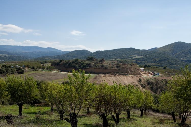 Μακεδονία, Αμφίπολη, Μεταλλεία Κασσάνδρας