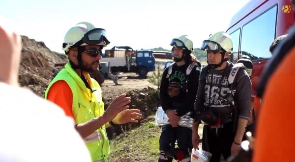 Ομάδα Διάσωσης Ελληνικός Χρυσός: Εκπαίδευση προσωπικού σε θέματα Υγιεινής και Ασφάλειας