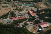 Ολυμπιάδα: Μεταλλευτικές εγκαταστάσεις