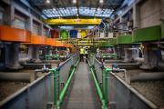 Το ανακαινισμένο Εργοστάσιο Εμπλουτισμού στην Ολυμπιάδα