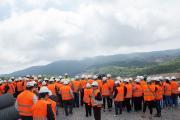 Πρόγραμμα Ανοιχτών Θυρών στα Μεταλλεία Κασσάνδρας: Επίσκεψη κατοίκων στις Σκουριές